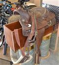 BILLY COOK ROPER Saddle WESTERN SADDLE